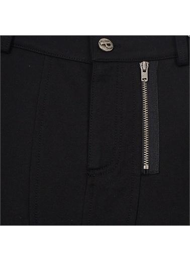 Panço Panço Örme Pantolon 2011Bk04005 Siyah